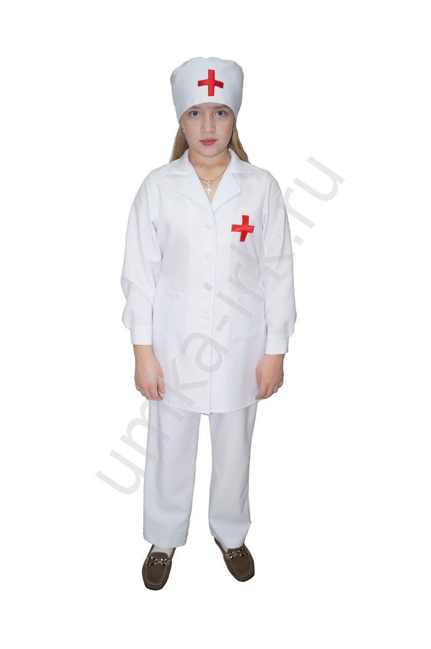 Фото костюма врача для ребенка